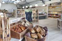 Hopetoun Farm Shop REfurbishment by Turret Developments