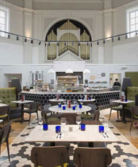 Pizza Express Morningside Edinburgh Turret Developments Refit